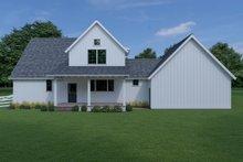 Dream House Plan - Farmhouse Exterior - Rear Elevation Plan #1070-69