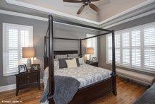 House Plan Design - European Interior - Master Bedroom Plan #929-915