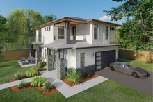 Dream House Plan - Prairie Exterior - Other Elevation Plan #126-225