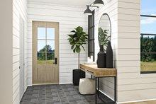 Home Plan - Farmhouse Interior - Entry Plan #23-2729