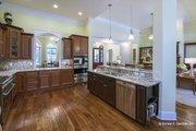 European Style House Plan - 4 Beds 3 Baths 2812 Sq/Ft Plan #929-877 Interior - Kitchen