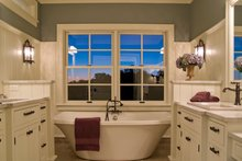 Dream House Plan - European Interior - Master Bathroom Plan #51-370