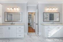 Architectural House Design - Ranch Interior - Master Bathroom Plan #929-1005