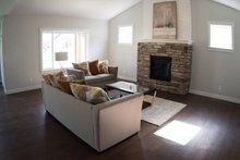 Craftsman Interior - Family Room Plan #1070-48