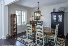 Home Plan - Country Interior - Dining Room Plan #929-807