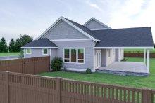Craftsman Exterior - Other Elevation Plan #1070-43