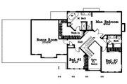 Craftsman Style House Plan - 3 Beds 3 Baths 3202 Sq/Ft Plan #78-217 Floor Plan - Upper Floor