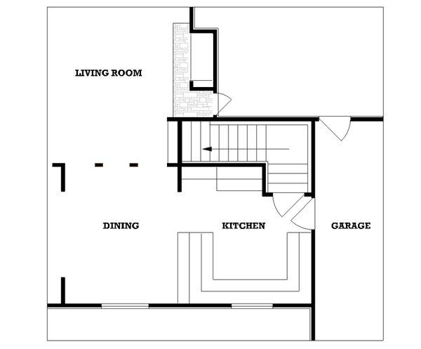 House Plan Design - Traditional Floor Plan - Other Floor Plan #45-106