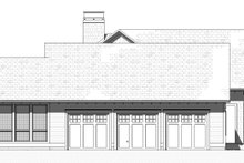 Cottage Exterior - Other Elevation Plan #901-139