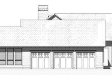 House Plan Design - Cottage Exterior - Other Elevation Plan #901-139