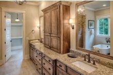 Home Plan - Farmhouse Interior - Master Bathroom Plan #928-10