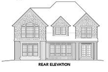 Home Plan - European Exterior - Other Elevation Plan #48-260