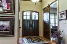 Craftsman Interior - Entry Plan #17-3391