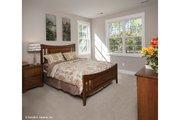 European Style House Plan - 4 Beds 3 Baths 2195 Sq/Ft Plan #929-958 Interior - Bedroom