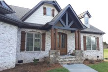 Dream House Plan - Craftsman Exterior - Other Elevation Plan #119-369