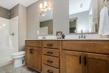 Architectural House Design - Traditional Interior - Master Bathroom Plan #70-1474