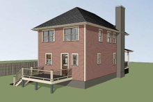 House Plan Design - Southern Exterior - Other Elevation Plan #79-227