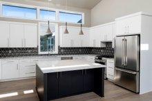House Plan Design - Modern Interior - Kitchen Plan #895-120