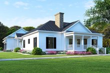 House Design - Farmhouse Exterior - Front Elevation Plan #923-116