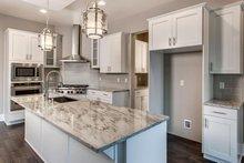 Architectural House Design - Colonial Interior - Kitchen Plan #1066-76
