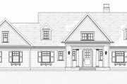 Traditional Style House Plan - 3 Beds 2.5 Baths 3395 Sq/Ft Plan #901-133