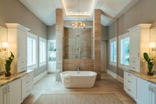 House Plan Design - Contemporary Interior - Master Bathroom Plan #930-475