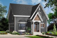 Dream House Plan - Country Exterior - Front Elevation Plan #23-2240