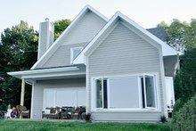 Cottage Exterior - Front Elevation Plan #23-579