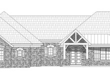 House Plan Design - Country Exterior - Front Elevation Plan #932-79