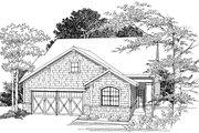 Craftsman Style House Plan - 2 Beds 2 Baths 1613 Sq/Ft Plan #70-1027 Photo