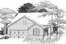 Dream House Plan - Craftsman Photo Plan #70-1027