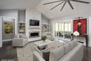 Prairie Style House Plan - 3 Beds 2.5 Baths 2115 Sq/Ft Plan #929-1001 Interior - Other