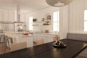 Craftsman Style House Plan - 3 Beds 3 Baths 2206 Sq/Ft Plan #888-10 Interior - Kitchen