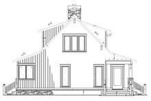 Home Plan - Farmhouse Exterior - Other Elevation Plan #17-2359