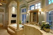 Traditional Style House Plan - 4 Beds 6 Baths 7900 Sq/Ft Plan #132-216 Interior - Master Bathroom