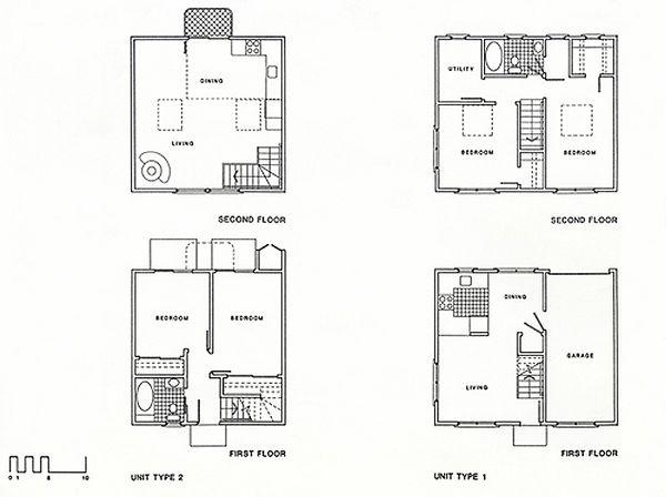 Cottage Floor Plan - Main Floor Plan #511-2