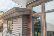 Modern Exterior - Outdoor Living Plan #451-21