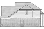 Craftsman Style House Plan - 3 Beds 2.5 Baths 1906 Sq/Ft Plan #46-898 Exterior - Other Elevation