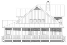 Country Exterior - Other Elevation Plan #932-145