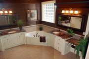 European Style House Plan - 5 Beds 3.5 Baths 3891 Sq/Ft Plan #430-109