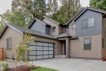 Contemporary Exterior - Front Elevation Plan #569-36