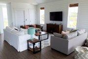 Beach Style House Plan - 4 Beds 2.5 Baths 2593 Sq/Ft Plan #901-118 Photo