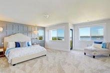 House Design - Contemporary Interior - Master Bedroom Plan #569-40