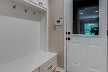 Architectural House Design - Mud Room