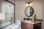 Mediterranean Style House Plan - 4 Beds 3 Baths 2953 Sq/Ft Plan #938-90 Interior - Bathroom