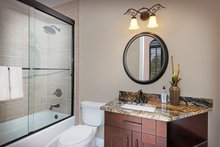House Plan Design - Mediterranean Interior - Bathroom Plan #938-90