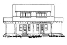Log Exterior - Other Elevation Plan #942-51