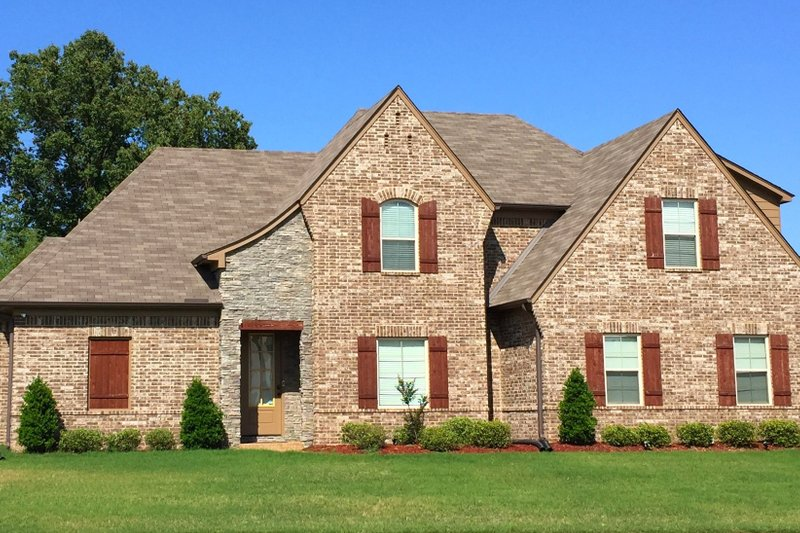 Home Plan - Country Exterior - Front Elevation Plan #932-209