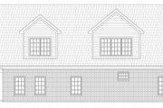 Traditional Style House Plan - 5 Beds 3.5 Baths 3403 Sq/Ft Plan #932-402