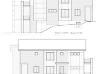 House Plan Design - Contemporary Exterior - Other Elevation Plan #1066-71
